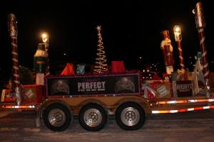 Canada's Perfect Pageant Float... is beyond PERFECT!!
